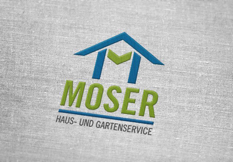 Moser Haus und Gartenservice Logo